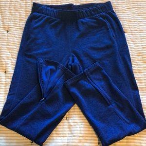 Nike Blue Fleece Sweats